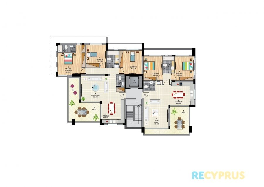 Apartment for sale Agios Tychonas Limassol Cyprus 17 3281