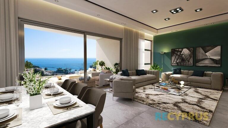 Apartment for sale Agios Tychonas Limassol Cyprus 2 3289