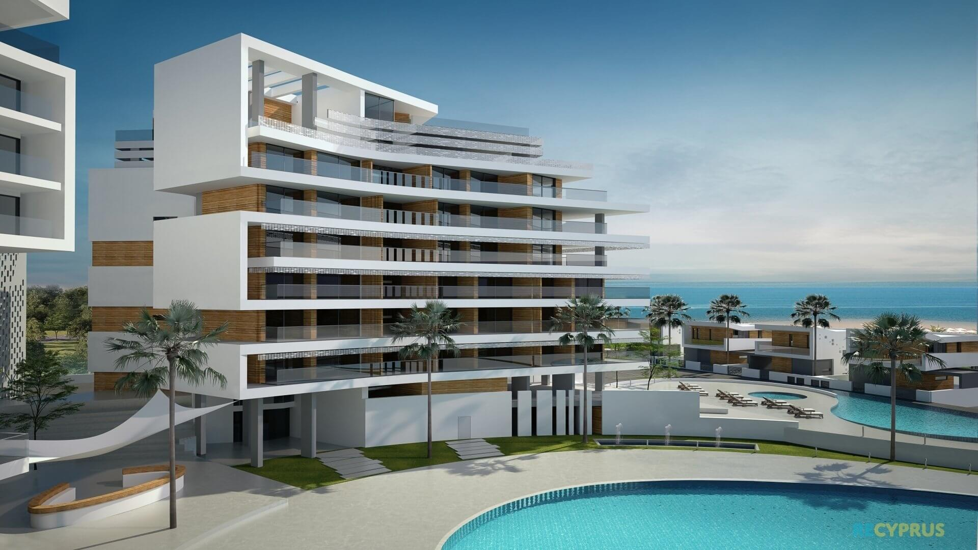 Apartment for sale Ayia Thekla Famagusta Cyprus 1 3477