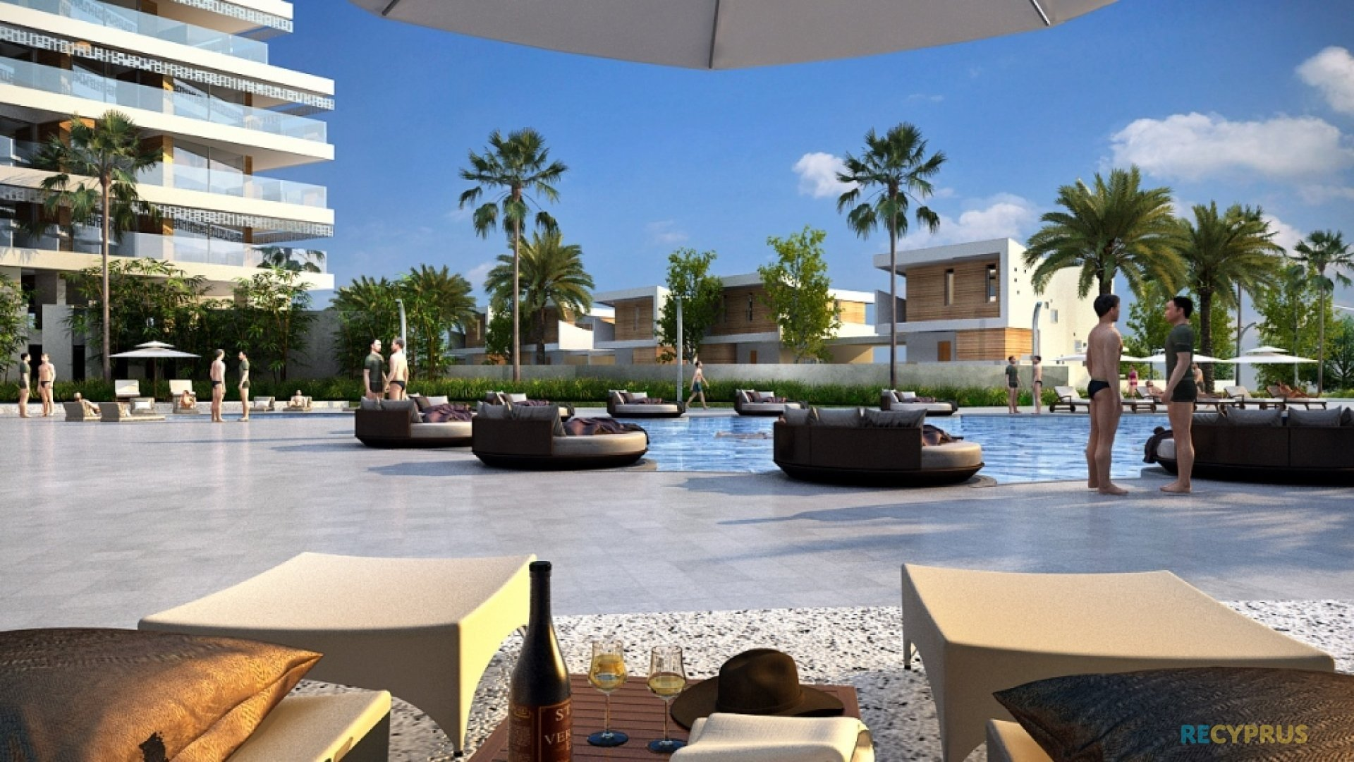Apartment for sale Ayia Thekla Famagusta Cyprus 12 3450