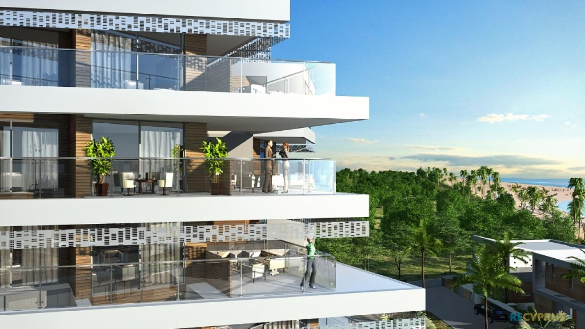 Apartment for sale Ayia Thekla Famagusta Cyprus 4 3450