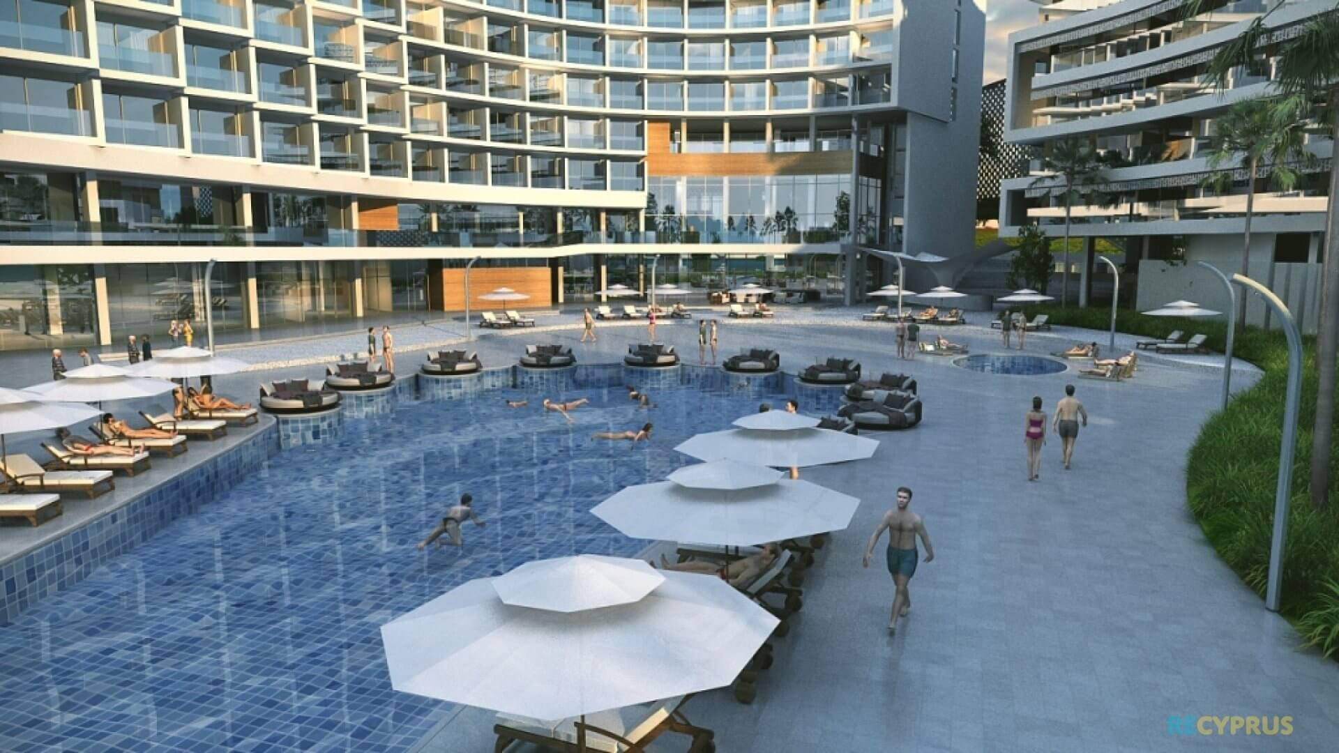 Apartment for sale Ayia Thekla Famagusta Cyprus 6 3450
