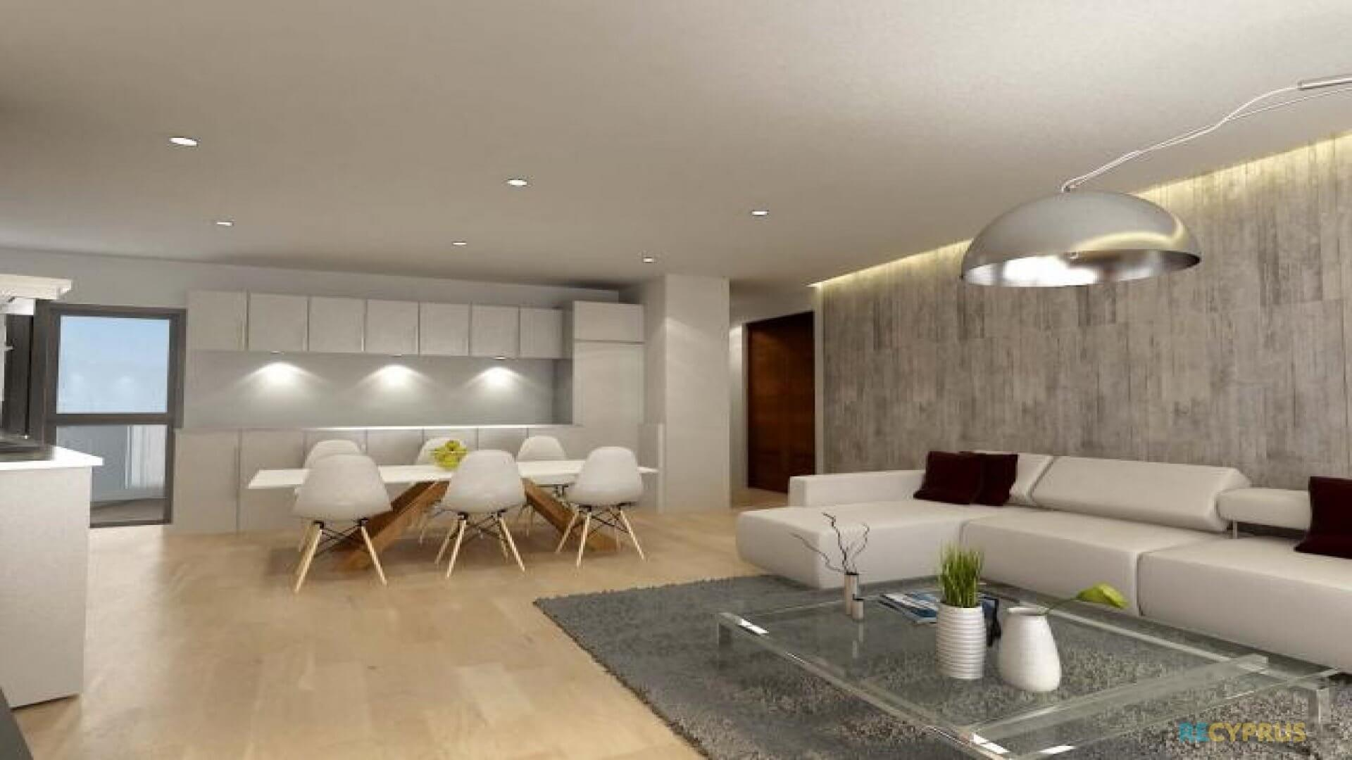 Apartment for sale City Center Larnaca Cyprus 1 3581
