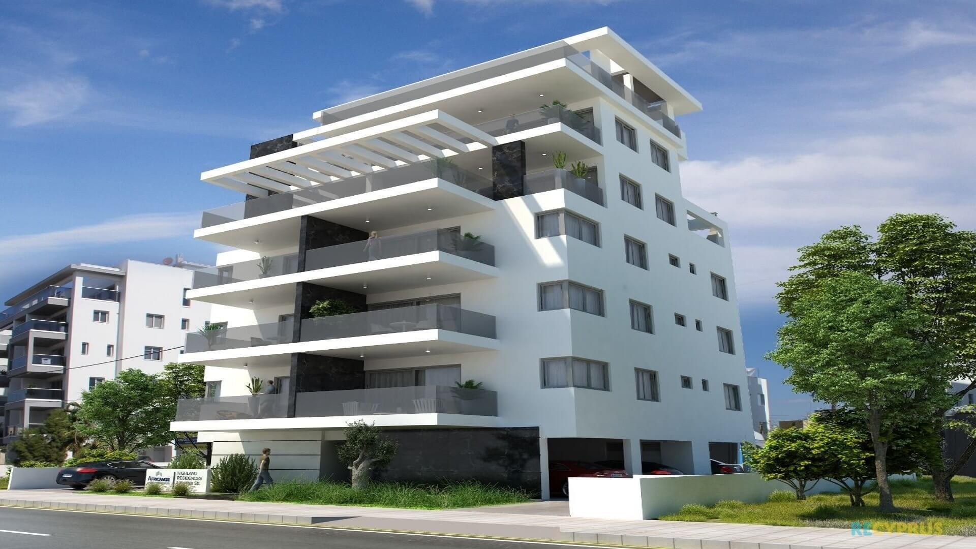 Apartment for sale City Center Larnaca Cyprus 1 3601