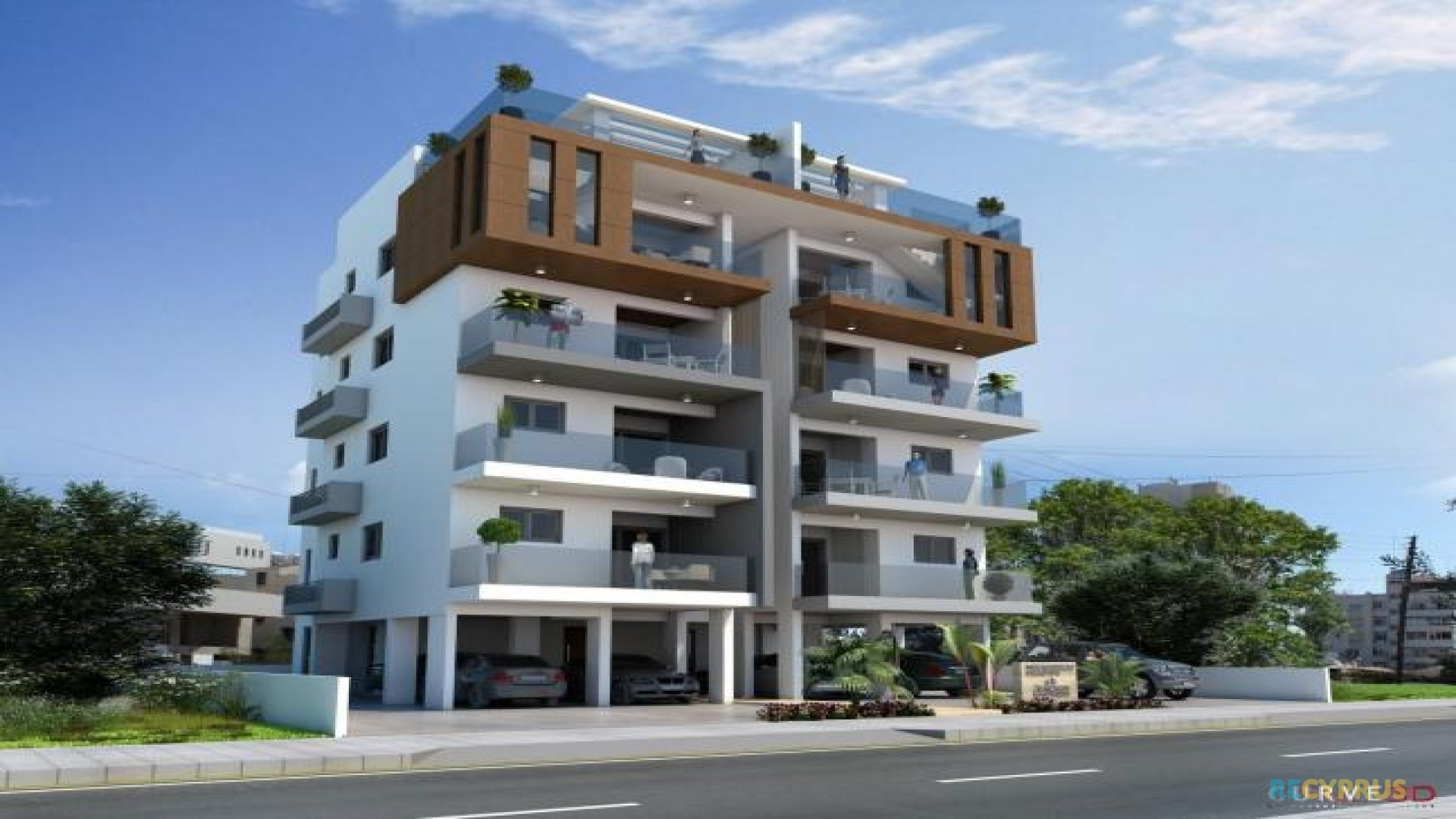 Apartment for sale City Center Larnaca Cyprus 10 3584