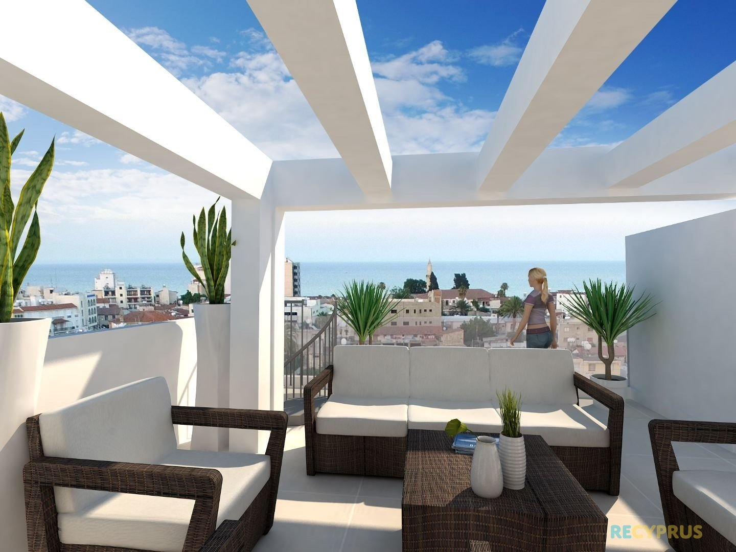 Apartment for sale City Center Larnaca Cyprus 10 3594