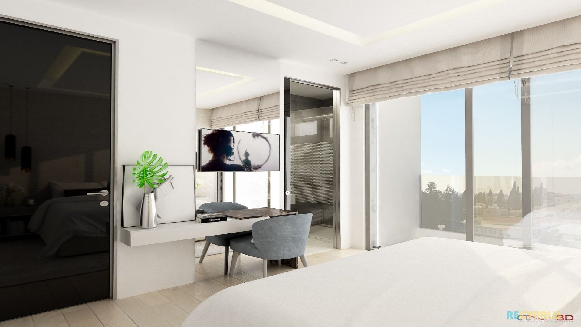 Apartment for sale City Center Larnaca Cyprus 12 3598