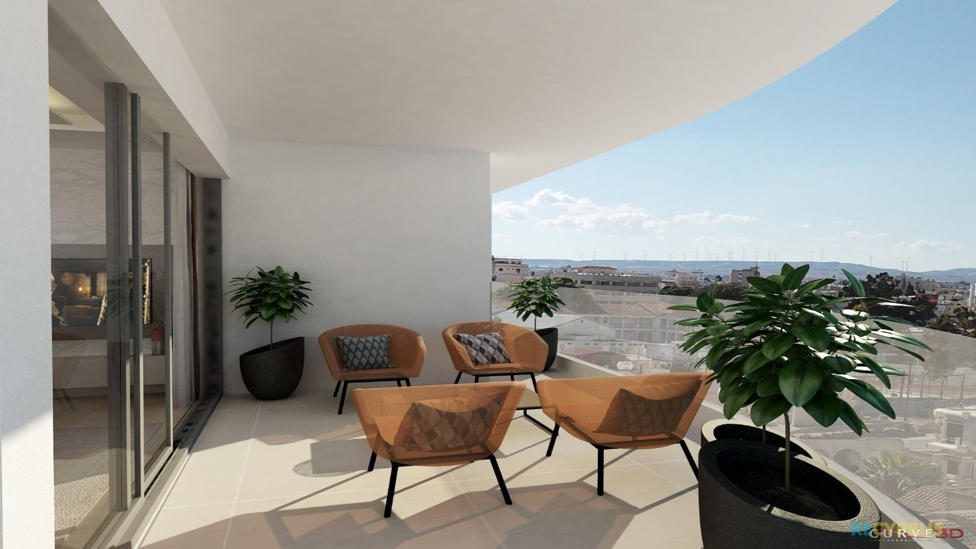 Apartment for sale City Center Larnaca Cyprus 16 3598