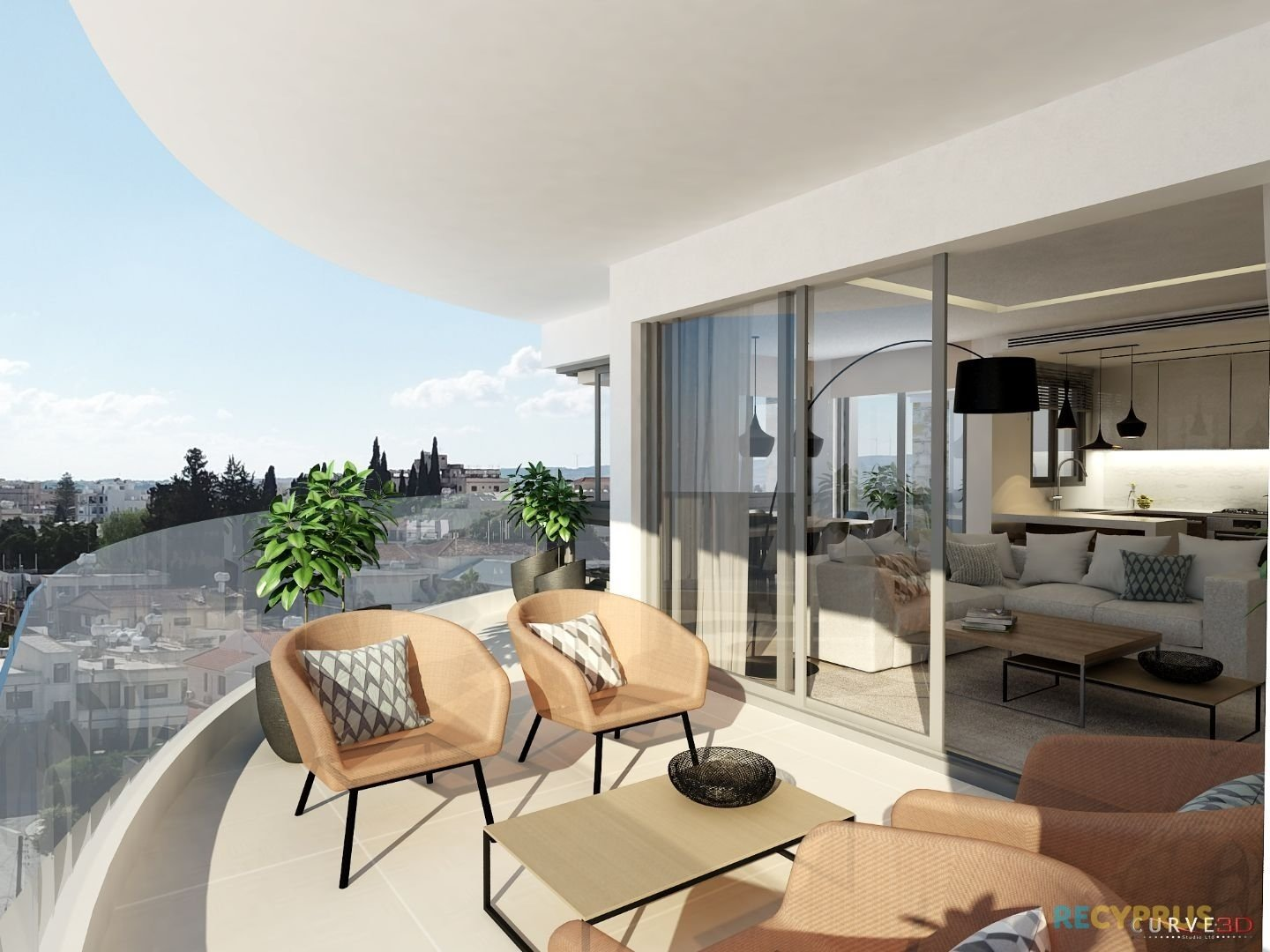 Apartment for sale City Center Larnaca Cyprus 17 3597