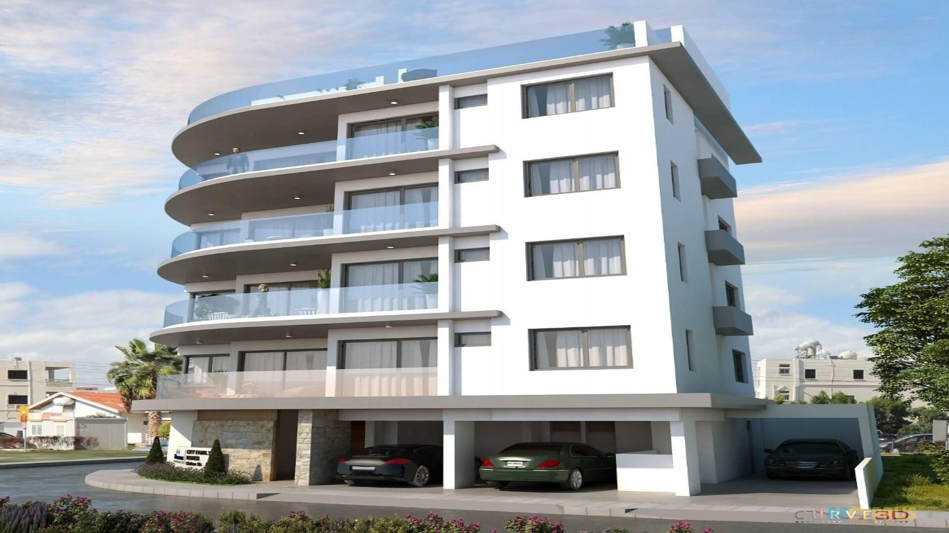 Apartment for sale City Center Larnaca Cyprus 2 3598