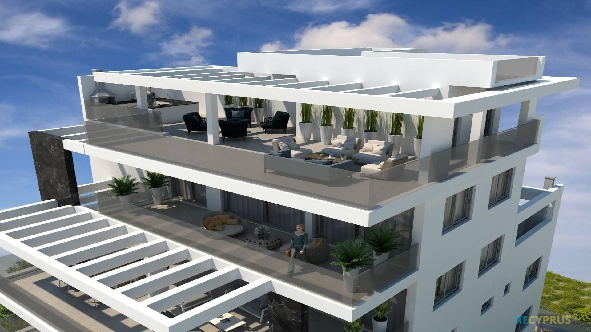 Apartment for sale City Center Larnaca Cyprus 2 3601