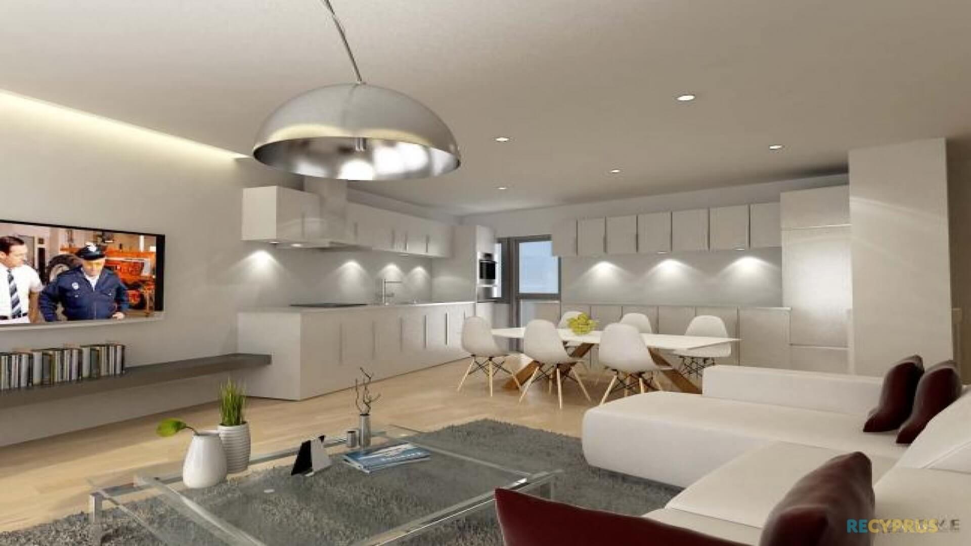 Apartment for sale City Center Larnaca Cyprus 3 3581
