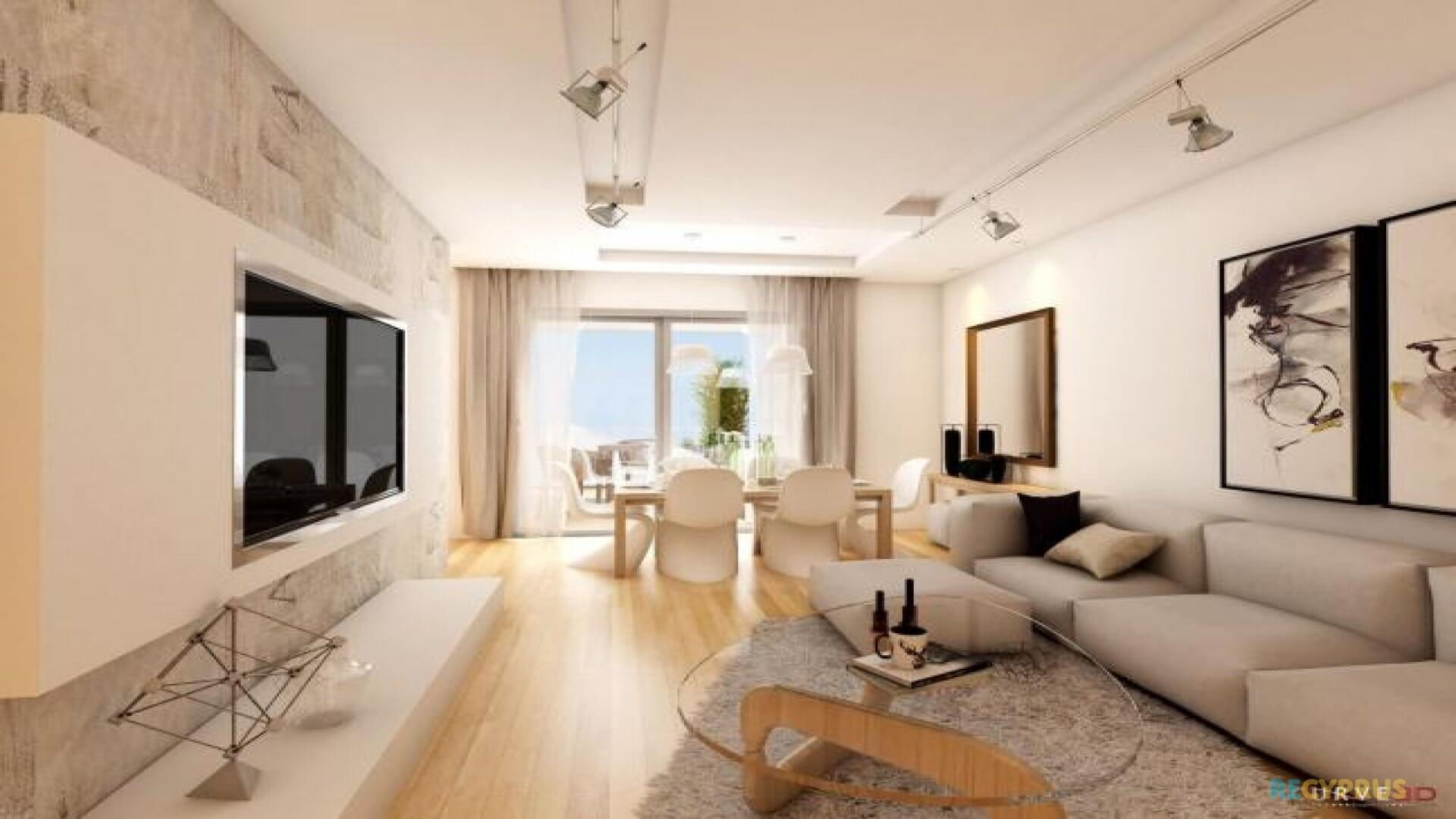 Apartment for sale City Center Larnaca Cyprus 3 3584