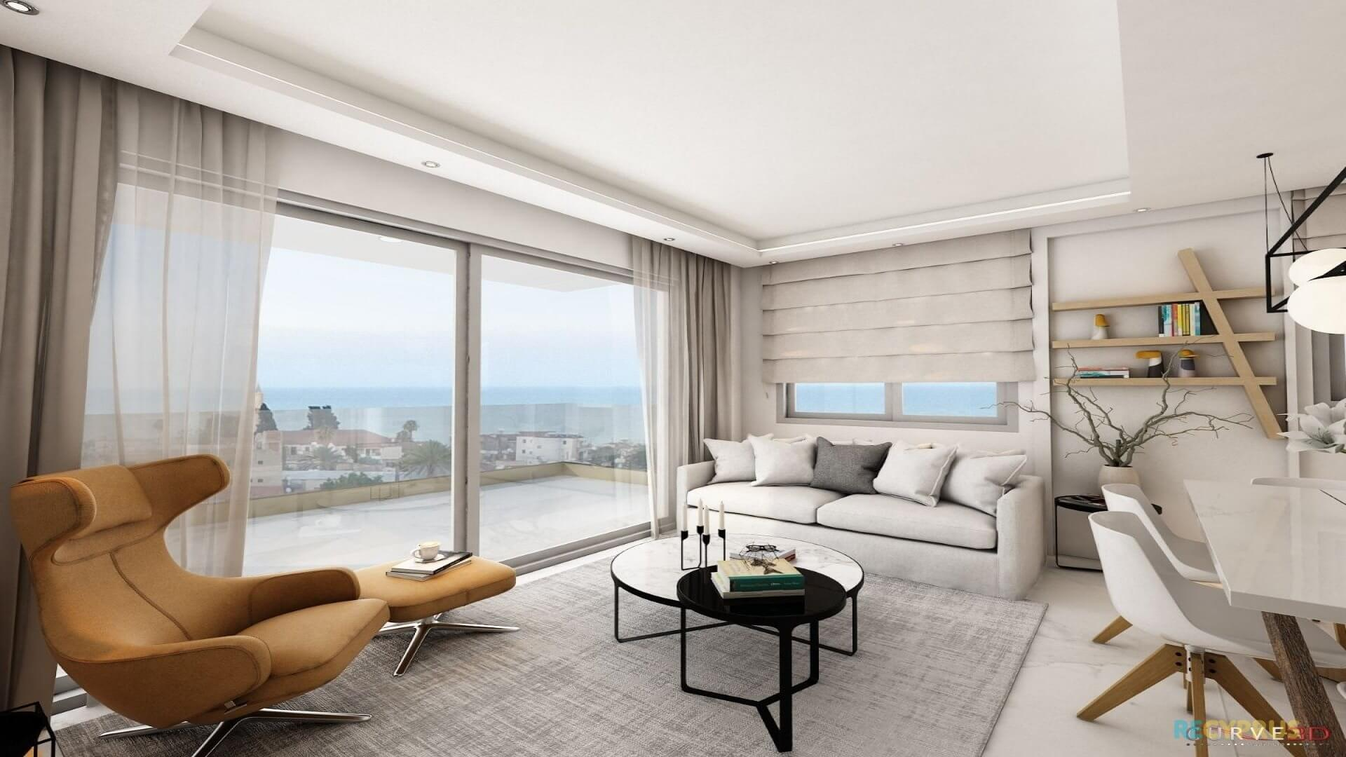Apartment for sale City Center Larnaca Cyprus 4 3595