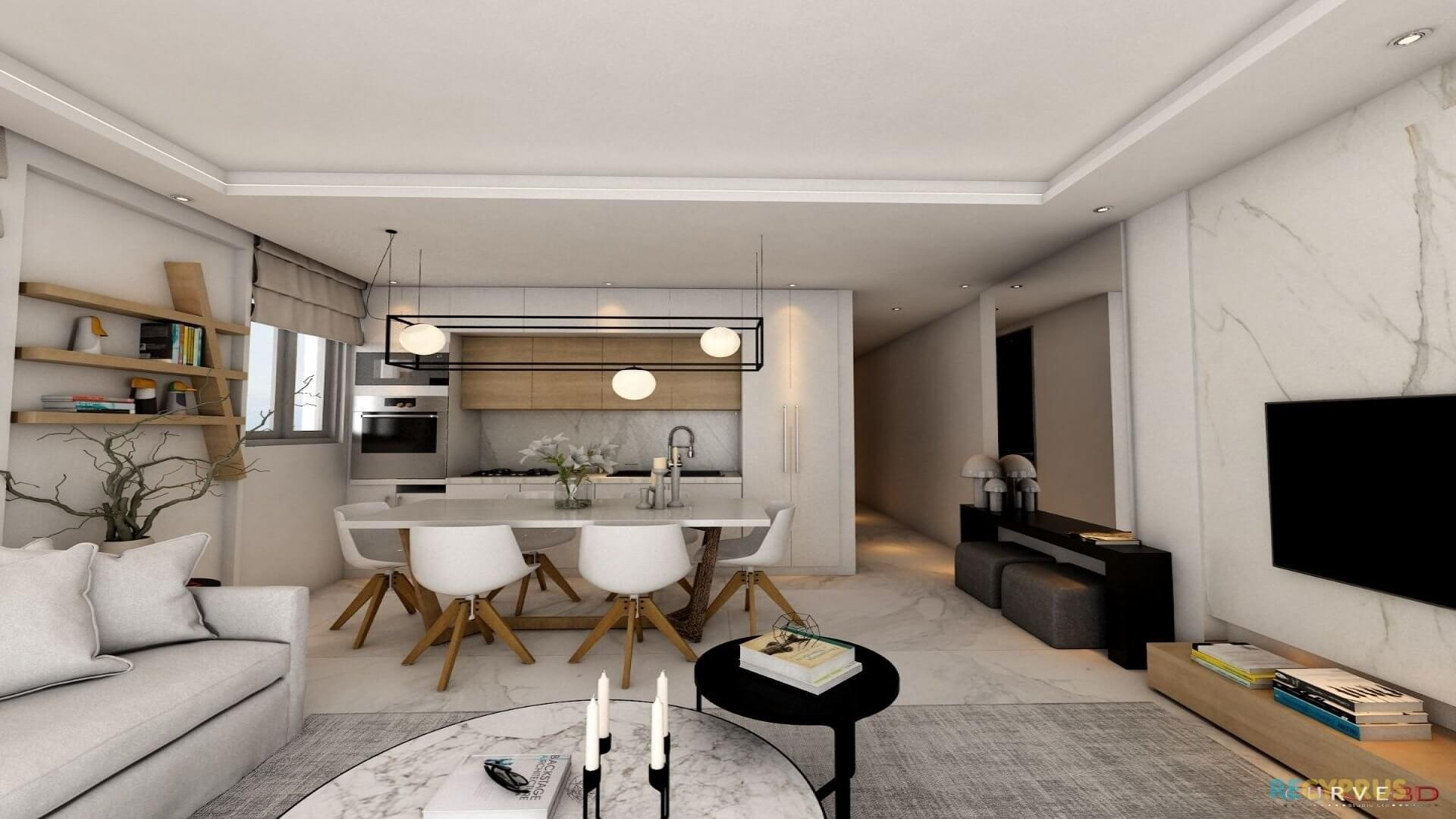 Apartment for sale City Center Larnaca Cyprus 4 3596