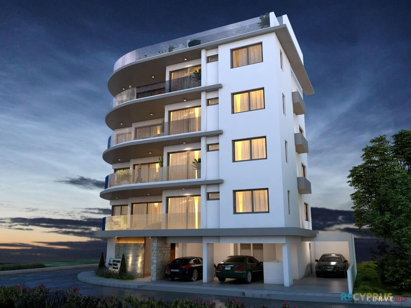 City Center Apartment for Sale 3 bedrooms Larnaca Cyprus ...