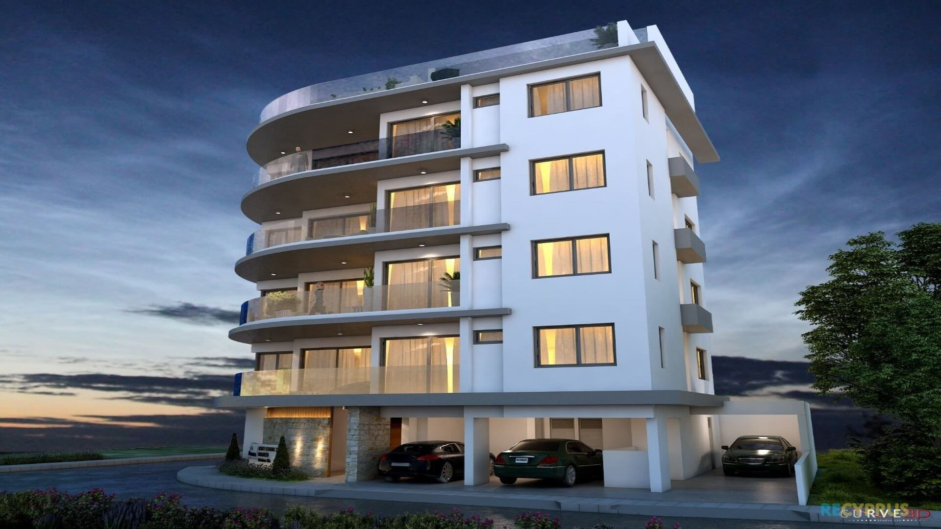 Apartment for sale City Center Larnaca Cyprus 4 3598