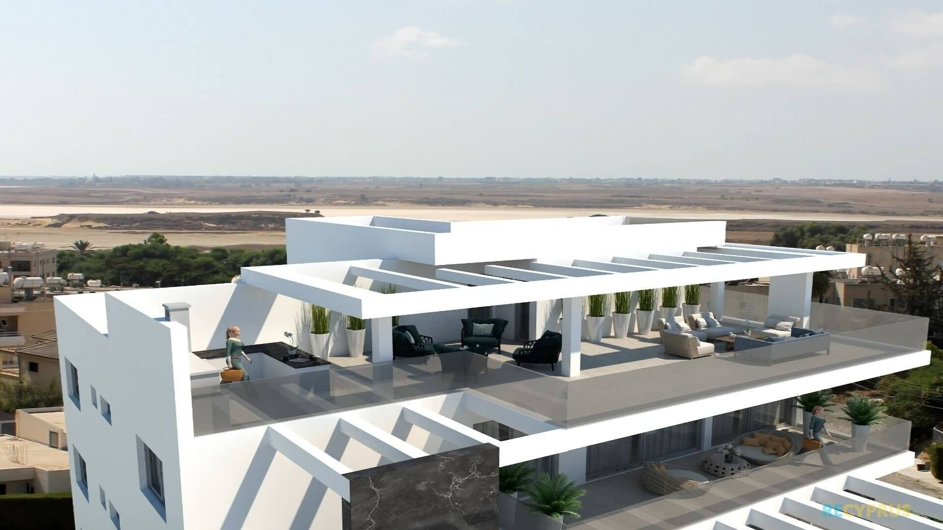 Apartment for sale City Center Larnaca Cyprus 4 3601