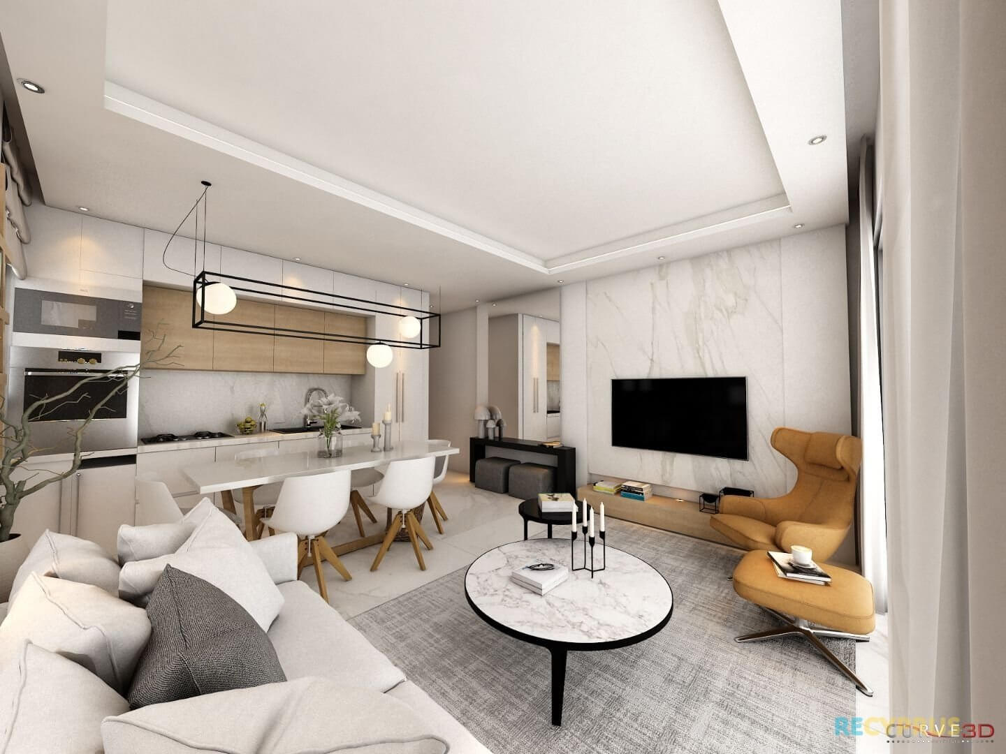 Apartment for sale City Center Larnaca Cyprus 5 3594