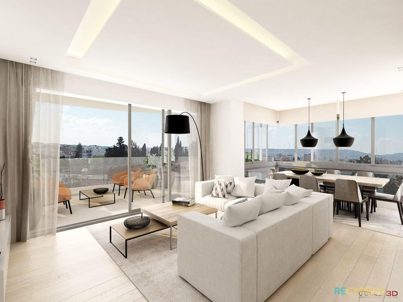 Apartment for sale City Center Larnaca Cyprus 5 3597