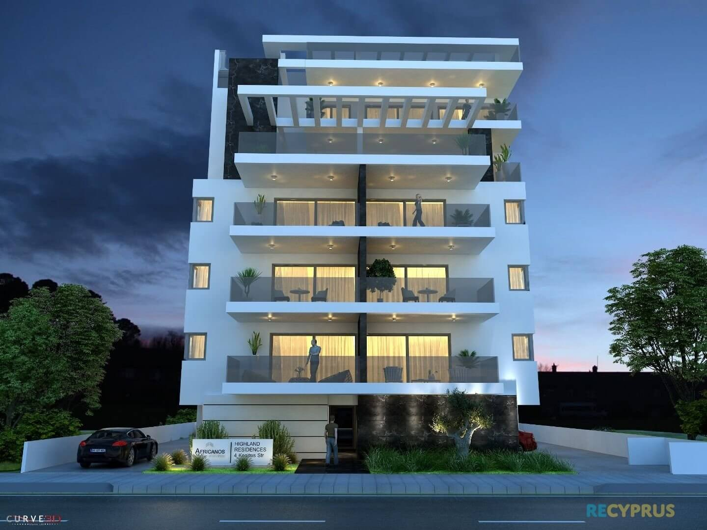 Apartment for sale City Center Larnaca Cyprus 5 3599