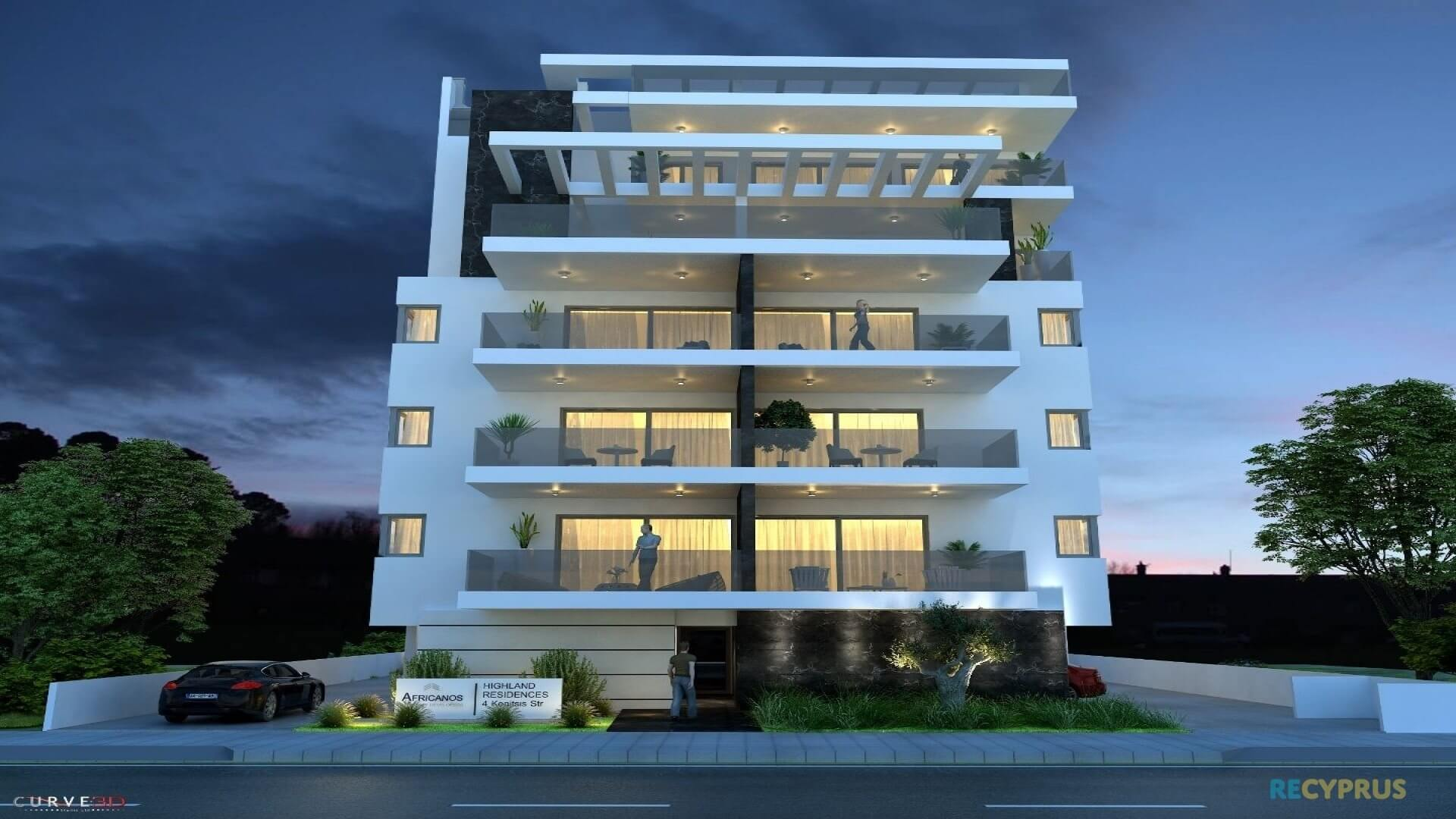 Apartment for sale City Center Larnaca Cyprus 5 3601