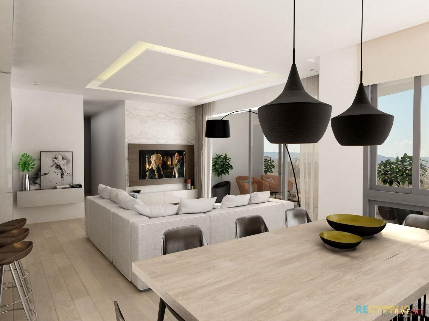 Apartment for sale City Center Larnaca Cyprus 7 3597