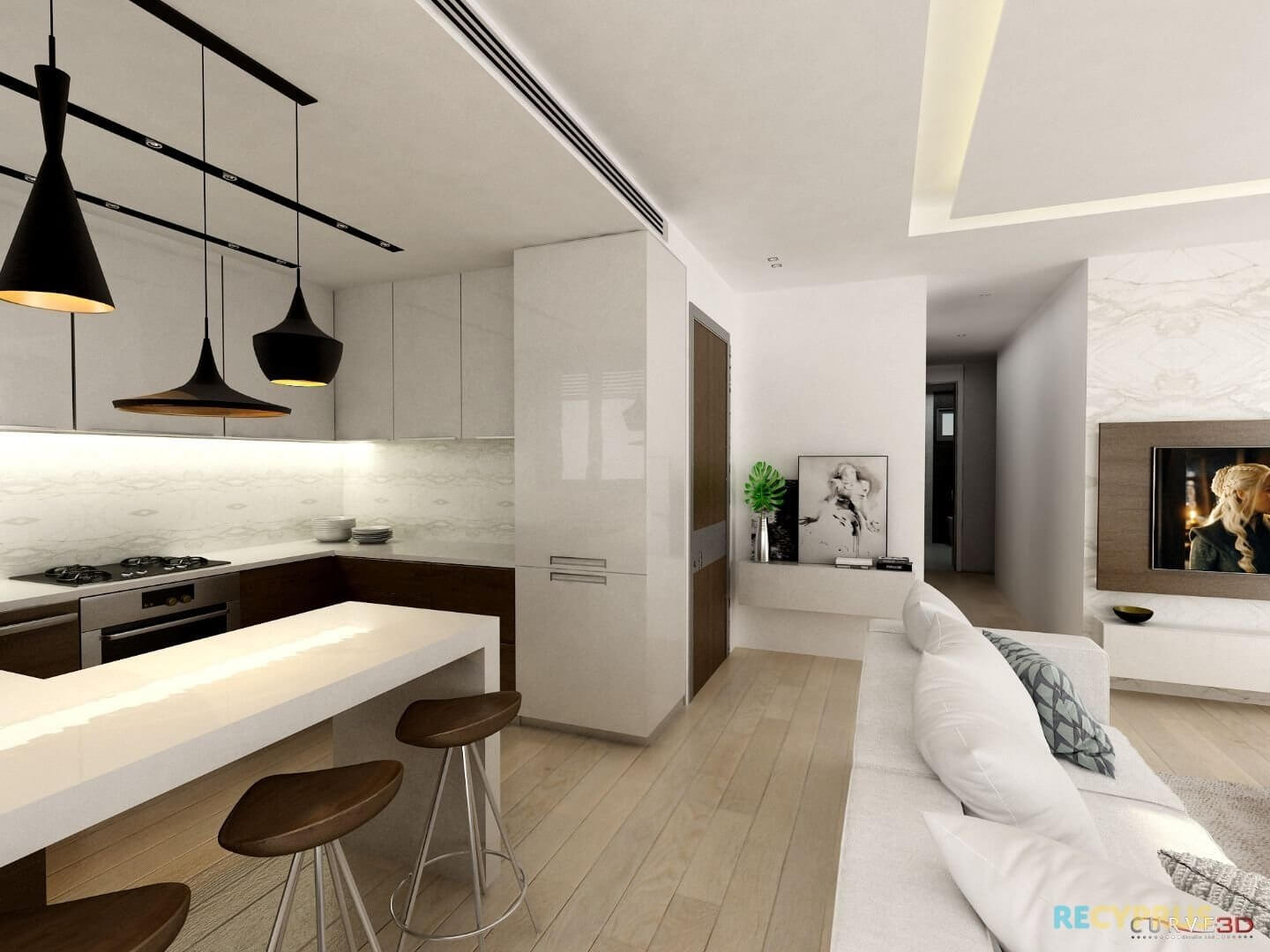 Apartment for sale City Center Larnaca Cyprus 8 3597