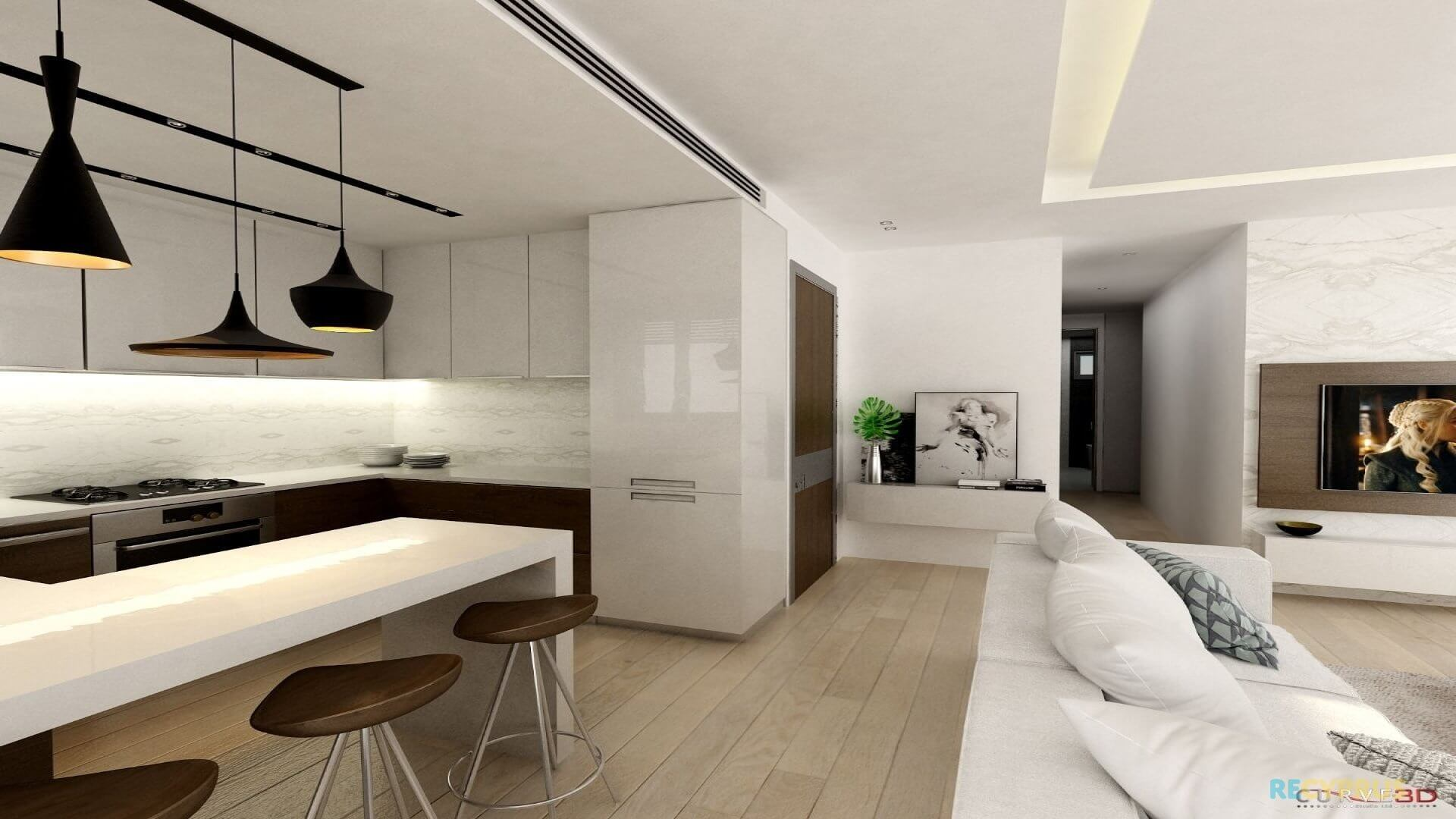 Apartment for sale City Center Larnaca Cyprus 8 3598