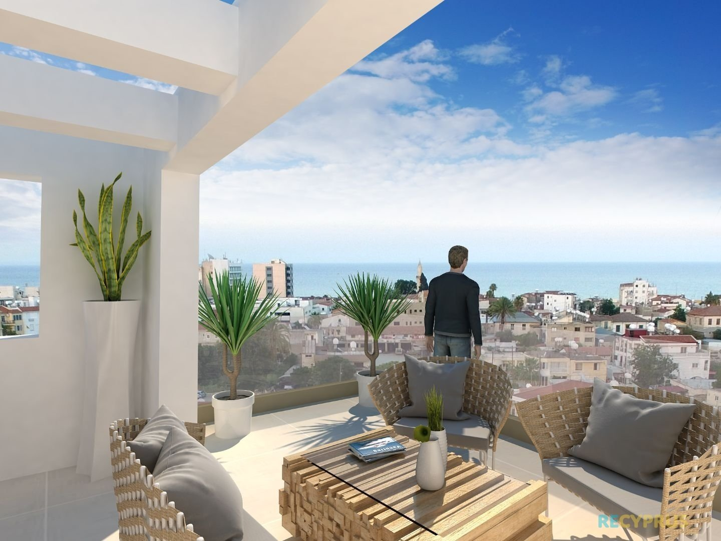Apartment for sale City Center Larnaca Cyprus 9 3594