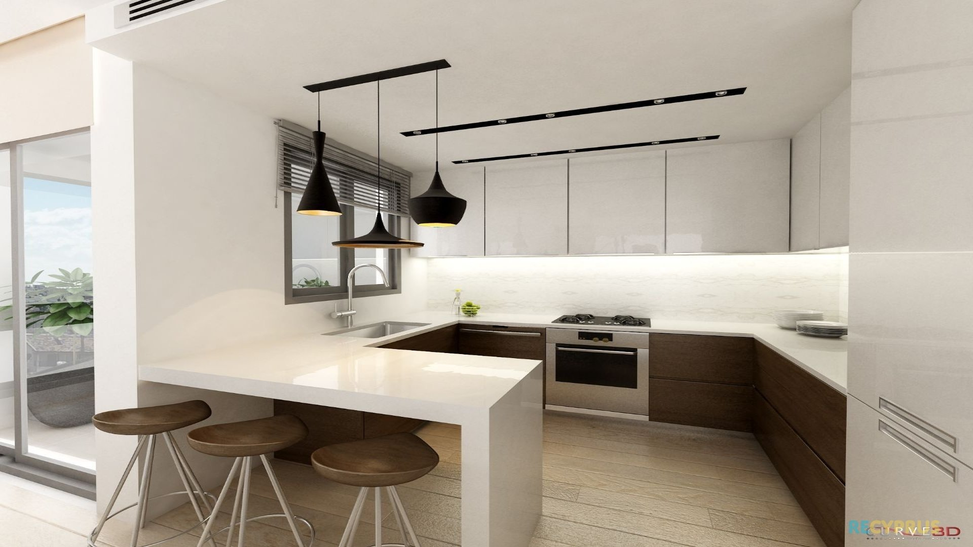 Apartment for sale City Center Larnaca Cyprus 9 3598
