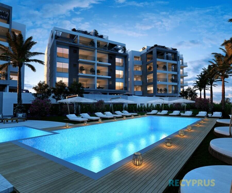 Apartment for sale Columbia Limassol Cyprus 1 3349