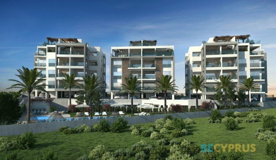 Apartment for sale Columbia Limassol Cyprus 1 3350