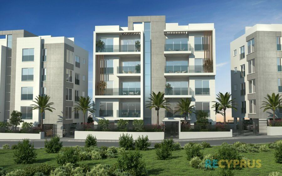 Apartment for sale Columbia Limassol Cyprus 1 3354