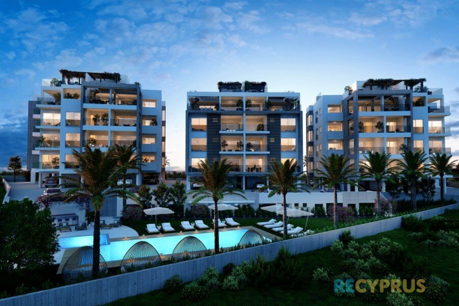 Apartment for sale Columbia Limassol Cyprus 1 3355