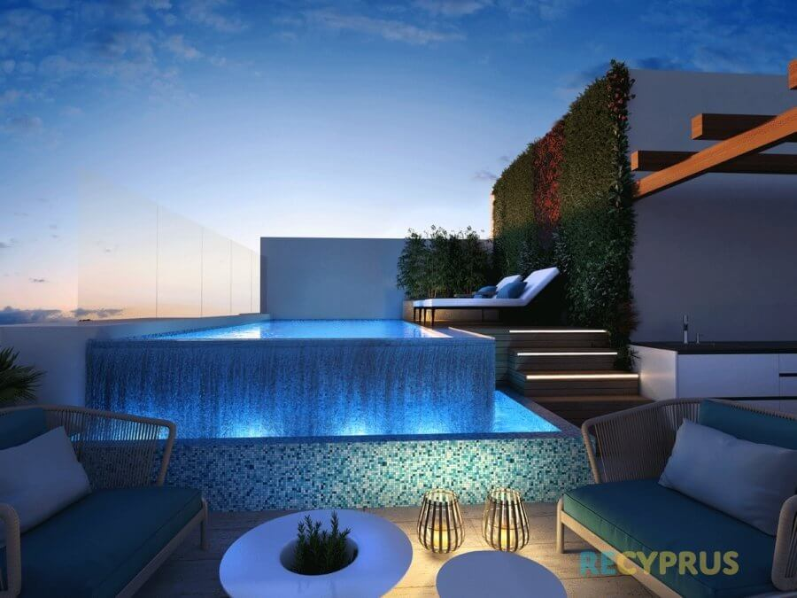 Apartment for sale Columbia Limassol Cyprus 1 3356