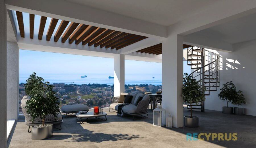 Apartment for sale Columbia Limassol Cyprus 1 3358