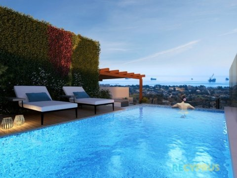 Apartment for sale Columbia Limassol Cyprus 1 3357
