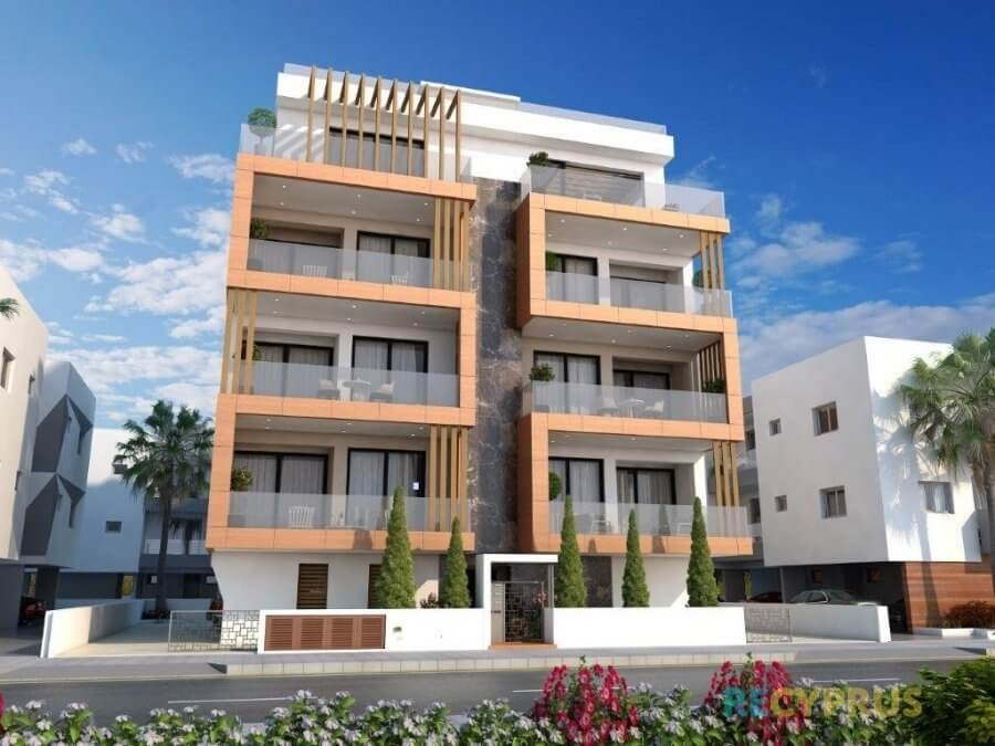Enaerios Apartment For Sale 2 Bedrooms Limassol Cyprus